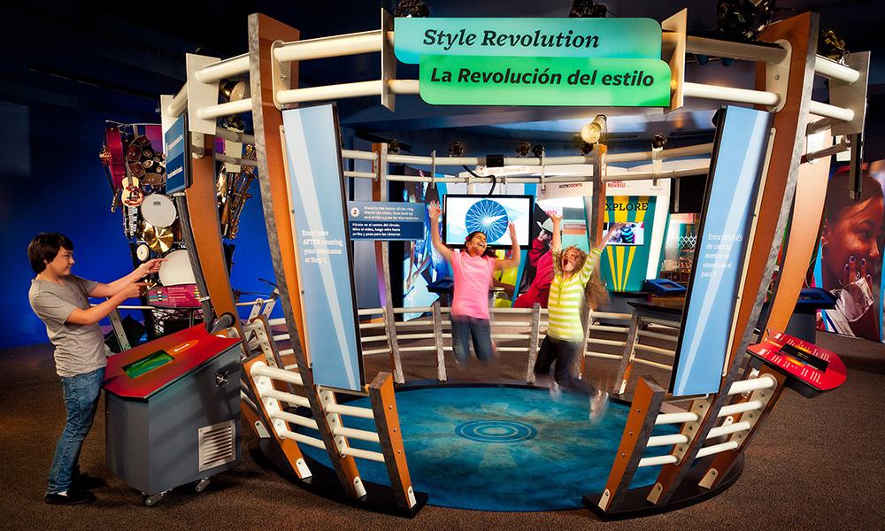 Raytheon, Evergreen Exhibitions